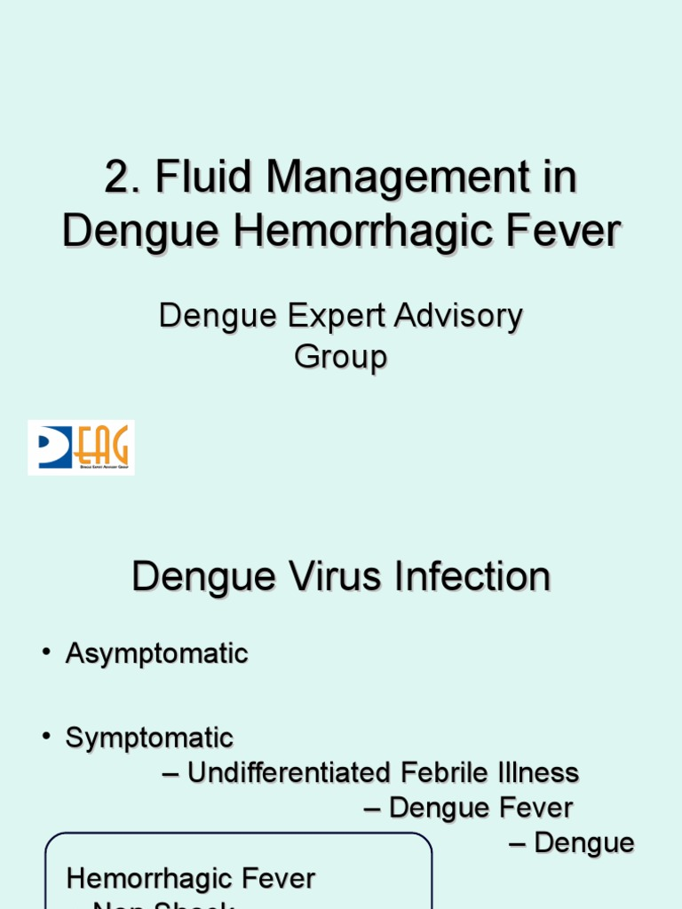 virulent dengue fever Infection prevention and control of viral  national guidelines on prevention and control of viral haemorrhagic fevers  (yellow fever, dengue,.