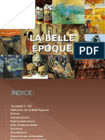 La Bella Epoque 2015