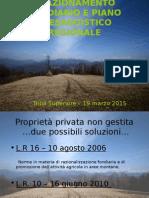 LR 16/2006 e LR 10/2010 del Friuli Venezia Giulia