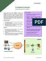 Partner Integration Data Sheet