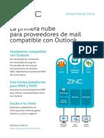 Datasheet ZINC ES