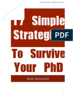 Survive Your PhD eBook