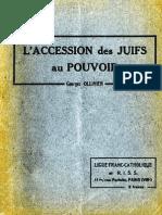 Ollivier Georges - L'accession des juifs au pouvoir.pdf