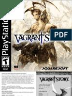 Vagrant Story NTSC