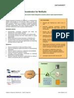 NetSuite Integration Data Sheet