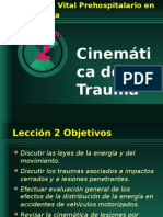 02.- Cinematica Del Trauma