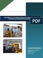 Informe Auditoria CDAs 2011