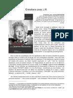 Entretiens Avec Jeanne Rousseau