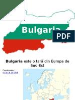 Proiect Bulgaria