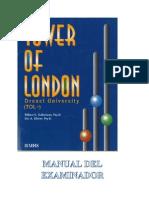 Manual Tol