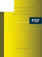 An Intercultural Theology of Migration by Brill
