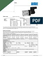 M-05. Distribuitoare pneumatice