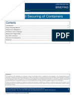 LPBriefing-StowageandSecuringofContainers
