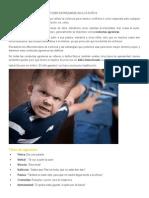 Niños Agresivos Clave Para Poder Expresarse Sin Los Puños