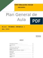 Plan de Aula 2014 Nivel