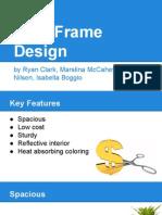 cold frame presentation