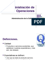 Sesion 8. Administracion de La Calidad (2)