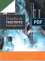 Diseño de Reactores Homogéneos - R. Ramírez, I Hernández - Copia