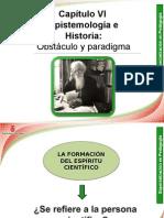 Epistemologia e historia