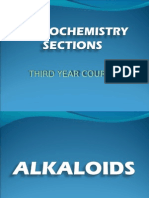 Section 1 Phytochemistry