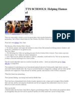 2014-12-03 - Clash Daily MA School's War on Israel