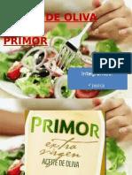 Aceite de Oliva Primor -  upt