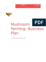 Mushroom Farming Bplan