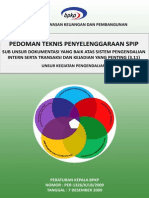 3.11 Modul SPIP Dokumentasi Yang Baik Atas SPI