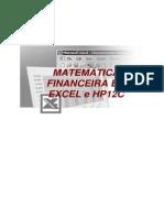 Excel e HP 12C