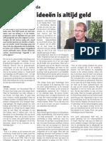 Interview Wethouder Harro Janssen