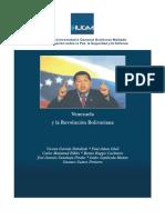 Venezuela y La Revolucion Bolivariana