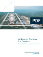 2nd Runway for Gatwick