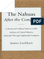 Lockhart - The Nahuas After the Conquest