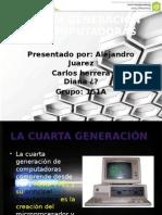Cuarta Generaciòn de Computadoras