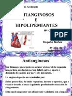 Antianginosos e Hipolipemiantes