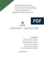 AMINAS-GLICOLES