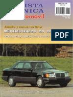 W124 Manual Taller