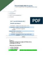 Examen Evaluativa2 Web