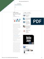 Efek Kertas Terselip Dengan CSS