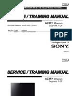 KDL-40BX450  AZ3FK 9-883-873-01
