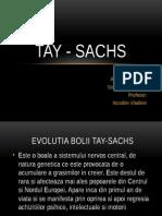 Tay - sachs