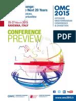 OMC 2015 programme