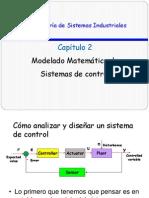 Capítulo #2 Modelado Matemático de Sistemas de Control