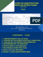 2-3)Seminartio de Estructuras (11!07!14) Vigas