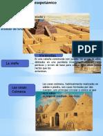 Arquitectura de Mesopotamia