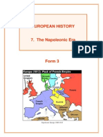 Unit 7 Napoleon's Rise and Fall 14p