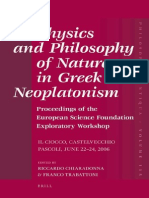 Chiaradonna - Trabattoni (eds) Physics and Philosophy of Nature in Greek Neoplatonism.pdf