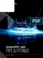 Eurapipe Abs Design Manual