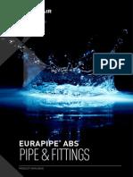 Eurapipe Abs Design Manual