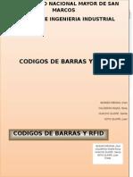 Códigos de Barra RFID